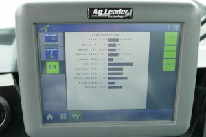 Displaying menus on ISOBUS Capable terminal